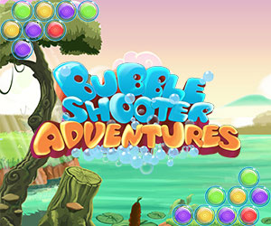 Heb jij de nieuwe bubbelshooter al gespeeld?