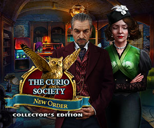The Curio Society – New Order Collector's Edition
